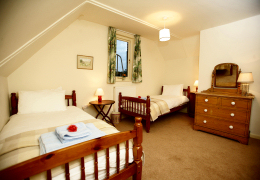 Bedroom 7, The Gables, Aldeburgh, Suffolk